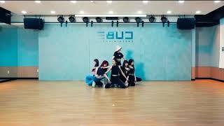 (G)IDLE HANN Dance Practice Mirrored