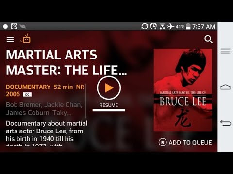 Tubi TV App Free Movies And TV Shows Legal Streaming In Google Play Store Tutorial & Review