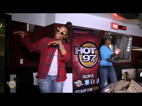 Dance Off between Kelly Rowland & Kfoxx?