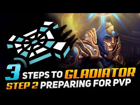 3 Steps To Gladiator: Disc Priest | Step 2 - Preparing For PVP