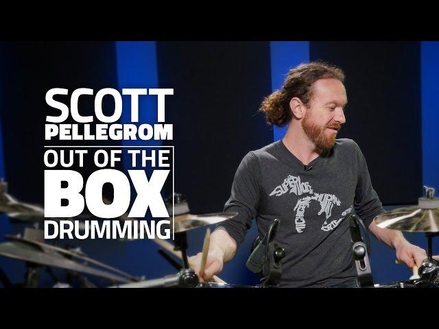 Scott Pellegrom - Out Of The Box Drumming (FULL DRUM LESSON)