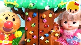 みーちゃんママの最新YouTube動画はこちらだよ! ◇アンパンマン 列車 い...