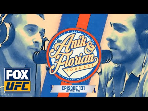 Anik and Florian Podcast Episode 131