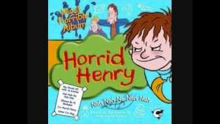 Horrid Henry Its Not Easy Being Me