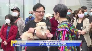 贾冰:我生活中是个好爸爸 至今没敢看《囧妈》【中国电影报道 | 20200608】