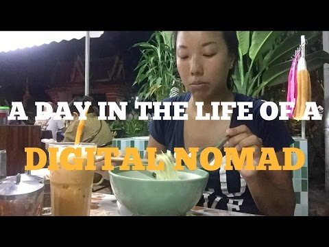 A Day in the Life of a Digital Nomad: Vientiane, Laos