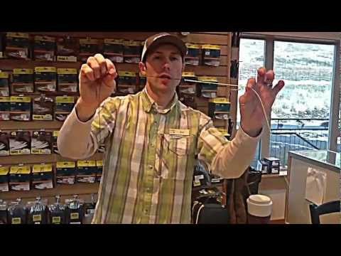 Shooting Head Fly Lines For Streamer Fly Fishing