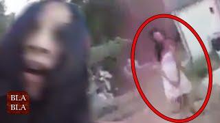 3 مقاطع فيديو مرعبة صورتها الكاميرا صدفة ! بلا بلا