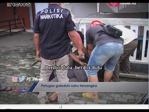 Detik-detik Satnarkoba Polres Purwakarta Tangkap Pengedar Narkoba Part 02 - Police Story 22/06