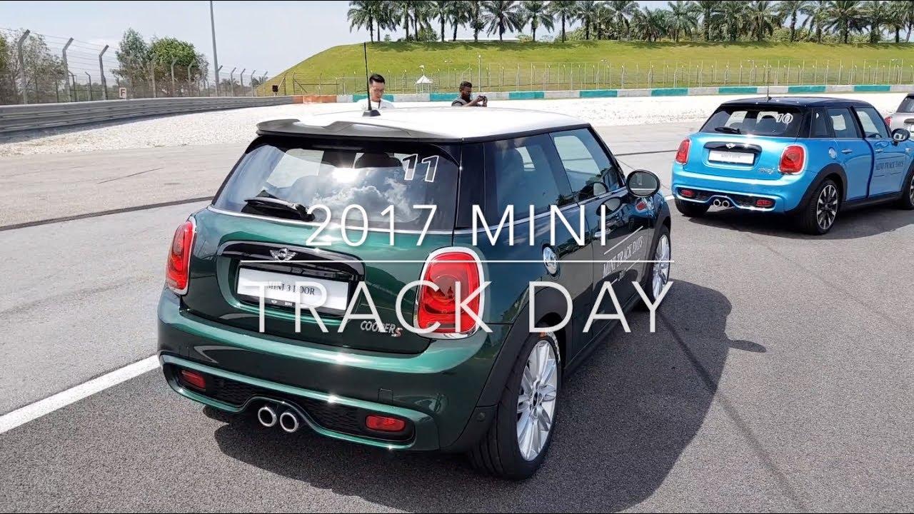 Evo Malaysia Com 2017 Mini Cooper S Review At Mini Track Day Youtube