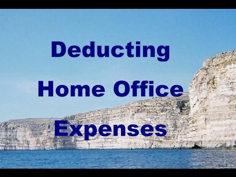 Deducting Home Office Expenses