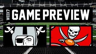 Game Preview: Raiders vs. Buccaneers - Josh Jacobs Jersey Giveaway