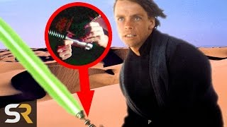 10 Star Wars Movie Scenes You've Never Seen