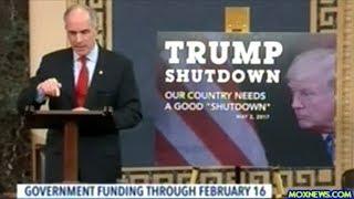 """Our Country Needs A Good Shutdown!"" Senator Casey Quotes President Trump"