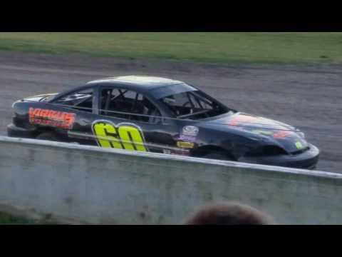 Dustin Virkus @ Fiesta City Speedway- Heat 8.4.17