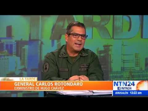"""Rotondaro: """"Maduro no tiene moral ni capacidad para ser comandante en jefe de la FAN"""""""