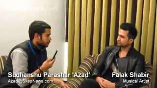 #Goonj2015 | Interview With Falak Shabir