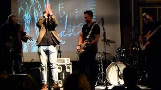 """Nojus (Darius Mileris) su grupe - Žaizda tavyje [klubas """"Artistai PUB"""", Vilnius, 2014-05-09]"""