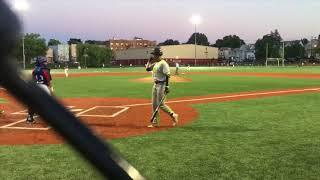 Eddie Javier Jr 3b/2b 2019 Prospect Hitting mix Summer 2018