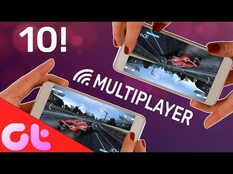 Top 10 Local Multiplayer Games For Android (LAN, WiFi, Bluetooth) | GT Hindi