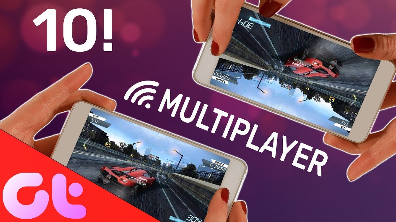 Top 10 local Multiplayer Games for Android (LAN, WiFi, Bluetooth) | GT Hindi  #Smartphone #Android