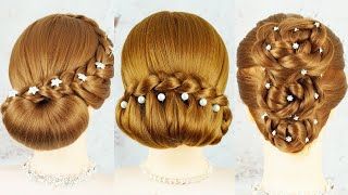 7 Easy Braid Hairstyle Tutorial Hairstyle Transformations Hair Style Girl Easy For Wedding Party