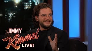 Kit Harington's Vacation Planning Fail thumbnail