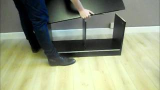Troy Mirage TV Stand Assembly Guide