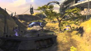 Halo 3 Complete Soundtrack 05 - Tsavo Highway