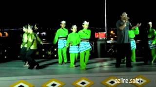 Brunei Traditional Song - Zapin Tari Melayu