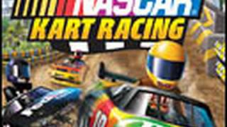 Classic Game Room HD - NASCAR KART RACING for Wii review pt1