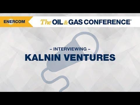 Kalnin Ventures co-founder Christopher Kalnin at EnerCom's The Oil & Gas Conference® 2017