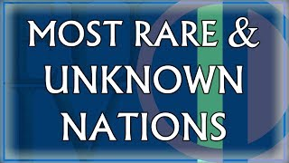 Top 10 Most Rare & Unknown Nations in EU4