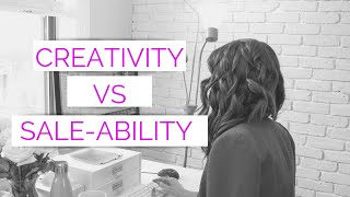 Creativity vs Sale-ability | FB Live 59