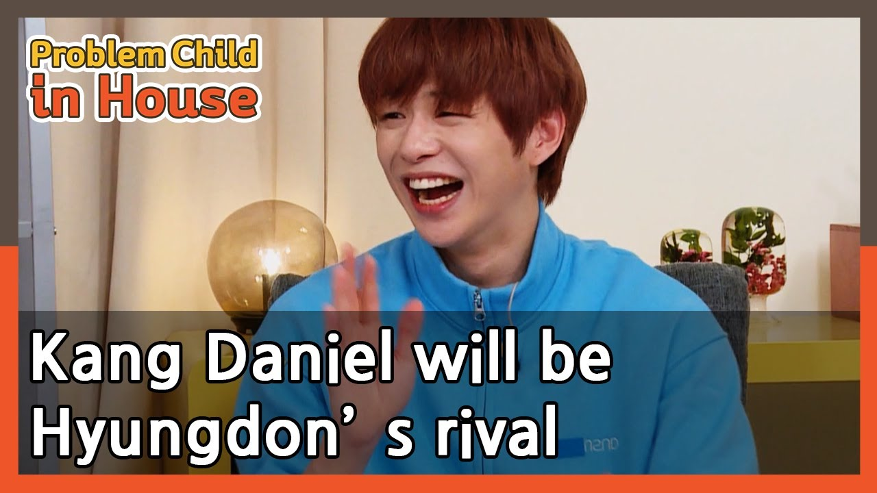 Kang Daniel will be Hyungdon's rival (Problem Child in House) | KBS WORLD TV 210422