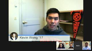 International Admission Google+ Hangout On Air thumbnail
