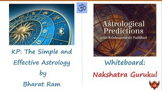 Krishnamurthi Paddhati (KP): The Simple & Effective Astrology by Bharat Ram