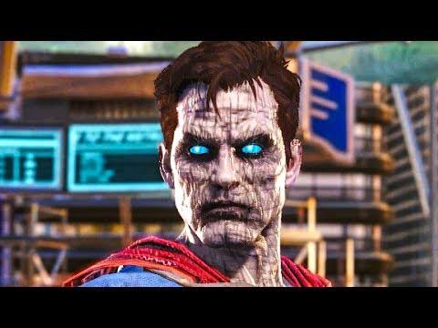 INJUSTICE 2 Bizarro Superman Gameplay New Premier Skin (PS4/Xbox One)