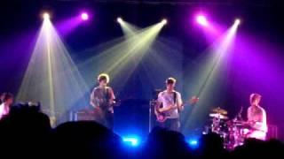 Whitest Boy Alive - Don't Give Up (Live HQ)