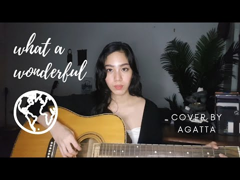 Download What A Wonderful World - Louis Armstrong (cover by Agatta)