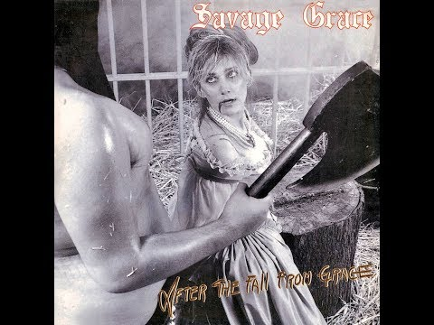 Savage Grace - After The Fall From Grace (1986 FULL ALBUM) HD streaming vf