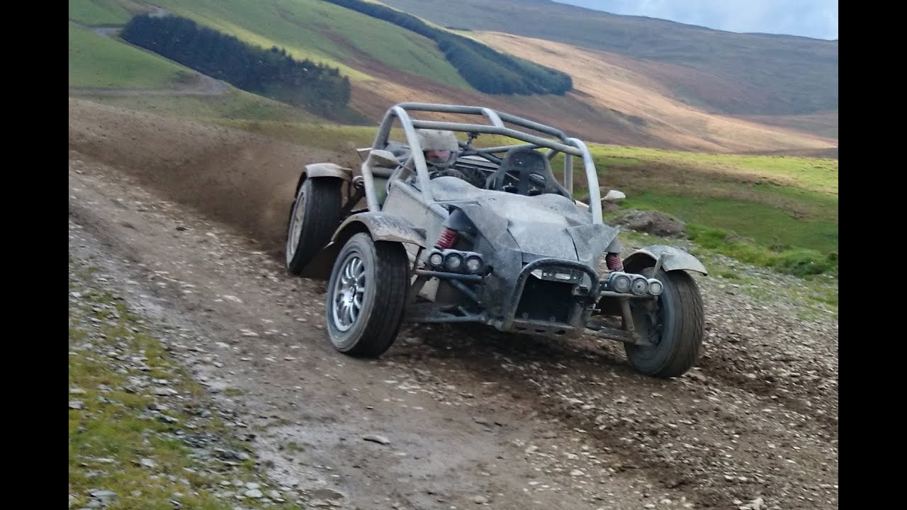 Buggies For Sale >> New Ariel Nomad testing - YouTube