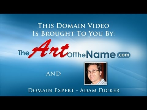 TheArtOfTheName.com - How to find valuable domains in domain