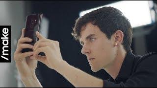 /make with Connor Franta: Trailer thumbnail