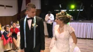 Koktél Bend--Elsö tánc mint férj és feleség,,,,,