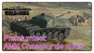 Stiftung Premiumtest: AMX Chasseur de chars