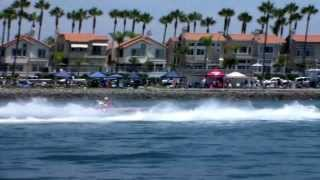 Sprint Nationals boat races, Long Beach CA. 8/3/2013