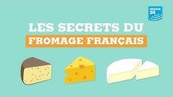 Les secrets du fromage français