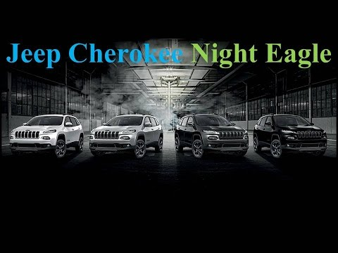 Jeep Cherokee Night Eagle Announced