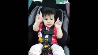 Baby dancing Designer- Panda